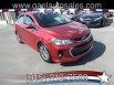 2018 Chevrolet Sonic LT Sedan Automatic for Sale in El Paso, TX