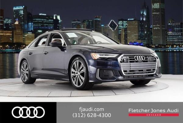 2019 Audi A6 in Chicago, IL