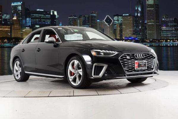 2020 Audi S4 in Chicago, IL