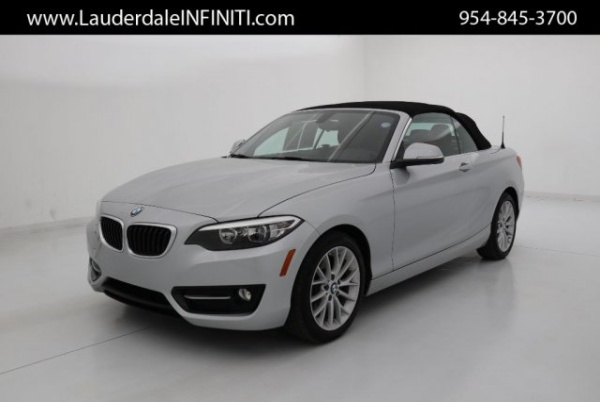 2016 BMW 2 Series in Fort Lauderdale, FL