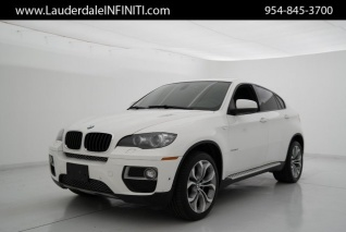 2017 Bmw X6 Xdrive35i Awd For In Fort Lauderdale Fl