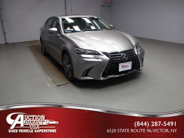 2016 Lexus GS 350 Base