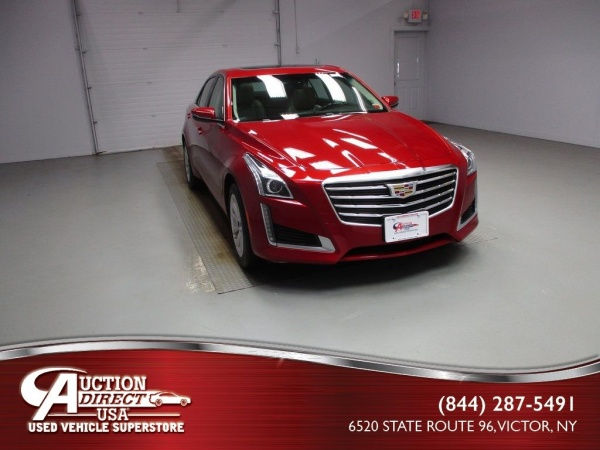 2017 Cadillac CTS Standard