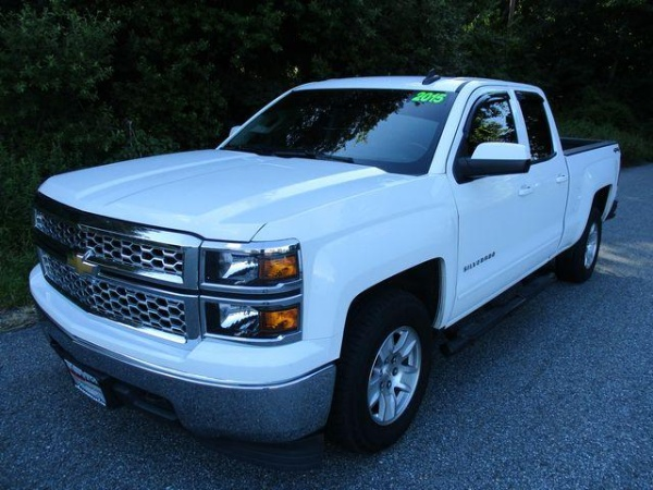 2015 chevrolet silverado 1500 lt with 1lt double cab standard box 4wd for sale in mahopac ny. Black Bedroom Furniture Sets. Home Design Ideas