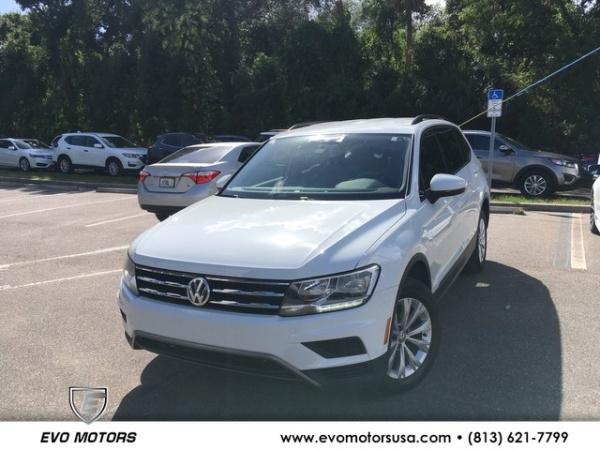 2018 Volkswagen Tiguan in Seffner, FL
