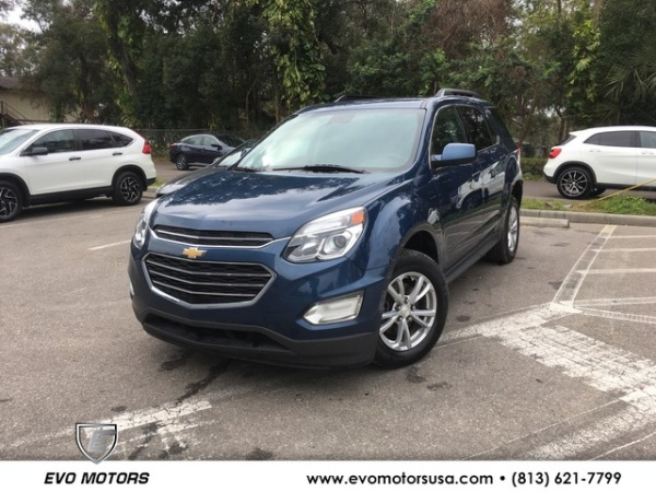 2017 Chevrolet Equinox in Seffner, FL