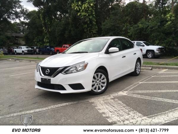 2018 Nissan Sentra in Seffner, FL