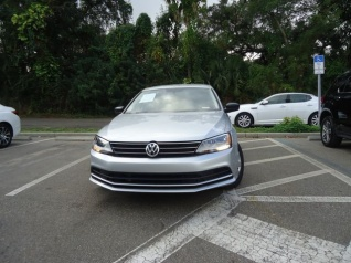 2016 Volkswagen Jetta 1 4t S Auto For In Seffner Fl
