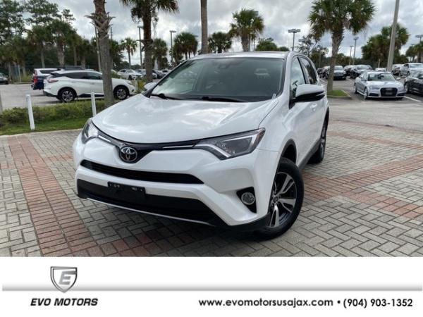 2018 Toyota RAV4 in Seffner, FL