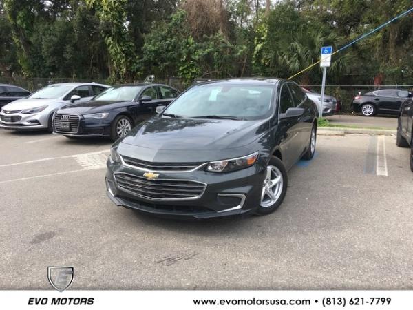 2017 Chevrolet Malibu in Seffner, FL