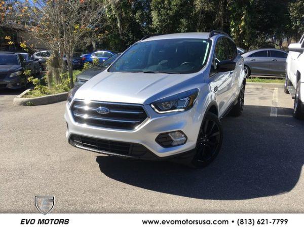 2017 Ford Escape in Seffner, FL