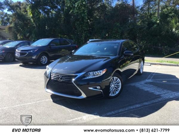 2017 Lexus ES 350 Base