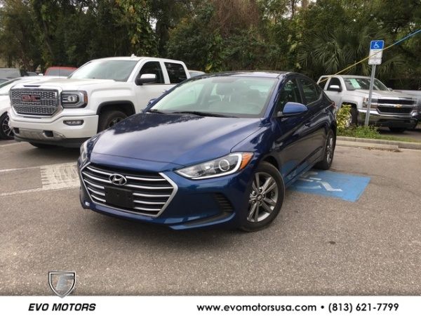 2017 Hyundai Elantra in Seffner, FL