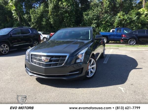 2016 Cadillac ATS in Seffner, FL