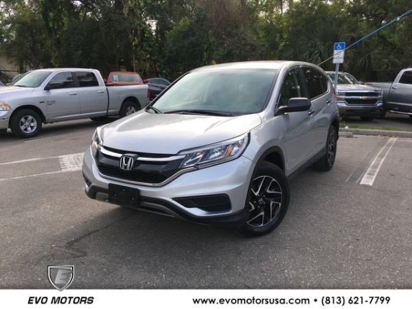 2016 Honda CR-V in Seffner, FL