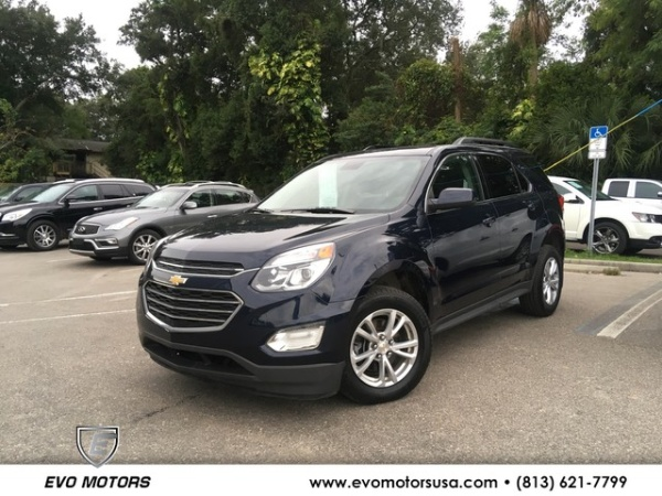 2017 Chevrolet Equinox in Seffner, FL