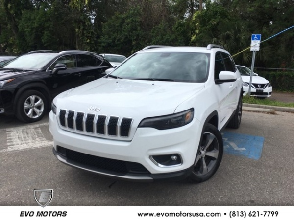 2019 Jeep Cherokee in Seffner, FL