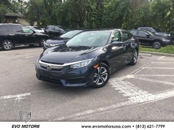 2018 Honda Civic in Seffner, FL