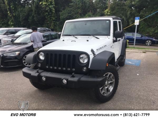 2015 Jeep Wrangler in Seffner, FL