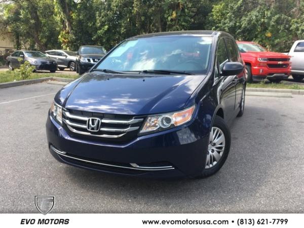 2016 Honda Odyssey in Seffner, FL
