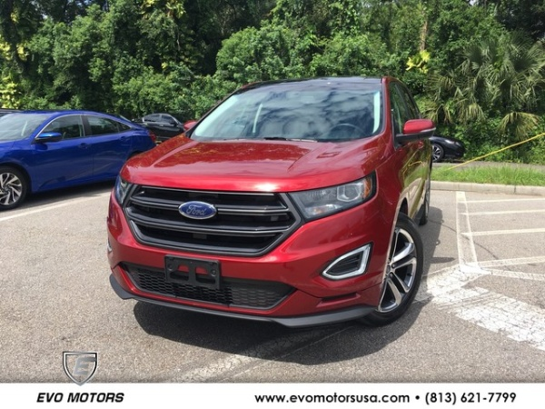 2016 Ford Edge in Seffner, FL