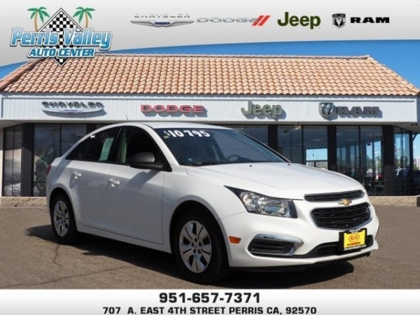 2016 Chevrolet Cruze Limited in Perris, CA