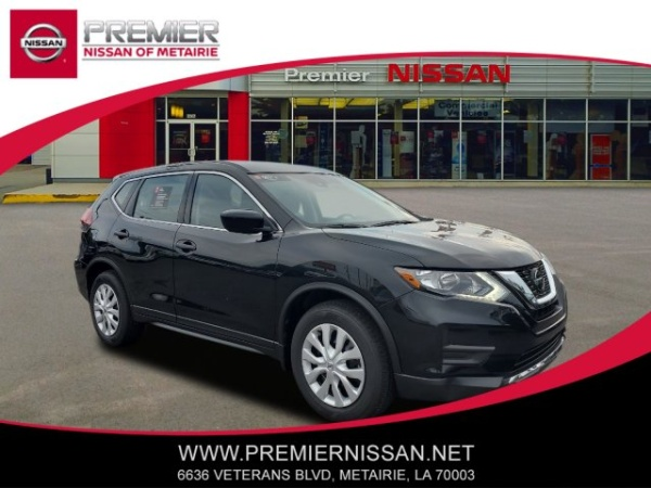 Nissan New Orleans >> Used Nissan Rogue For Sale In New Orleans La 165 Cars From