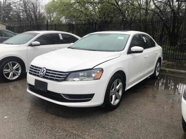 2013 Volkswagen Passat in Dallas, TX