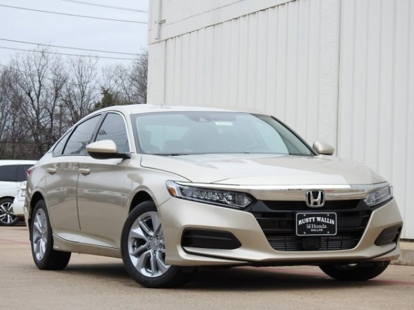 2020 Honda Accord in Dallas, TX
