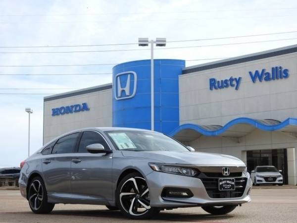 2020 Honda Accord in Dallas, TX