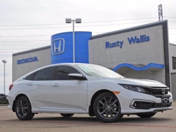 2020 Honda Civic in Dallas, TX