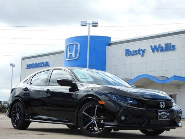 2020 Honda Civic in Dallas, TX