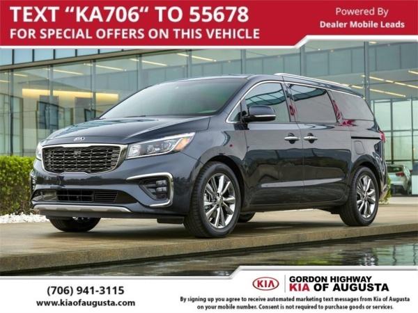 Kia Of Augusta >> 2019 Kia Sedona Lx For Sale In Augusta Ga Truecar