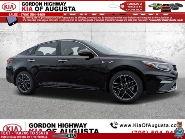 2020 Kia Optima in Augusta, GA