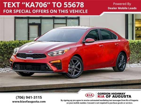 Kia Of Augusta >> 2019 Kia Forte S Ivt For Sale In Augusta Ga Truecar