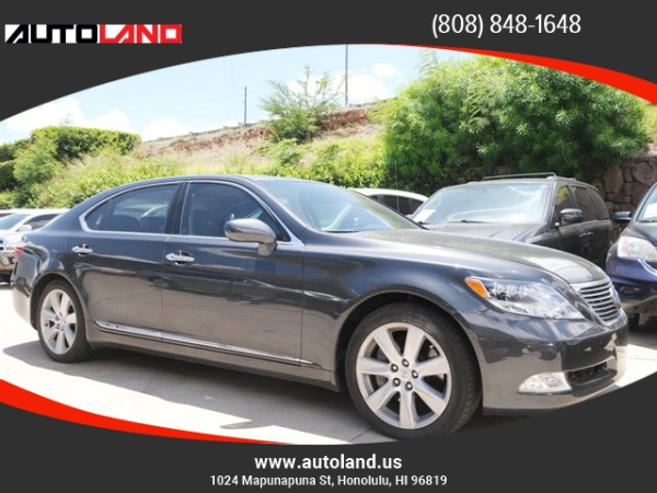 Used Lexus LS 600h L for Sale (from $15,288) - iSeeCars com