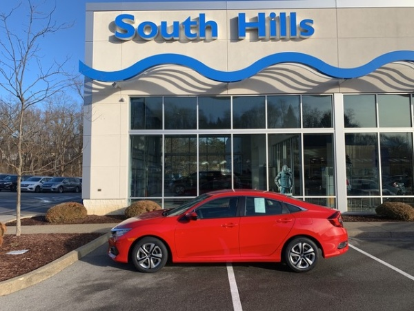 2017 Honda Civic in McMurray, PA