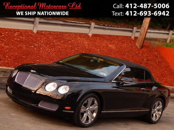 2009 Bentley Continental GT in Glenshaw, PA