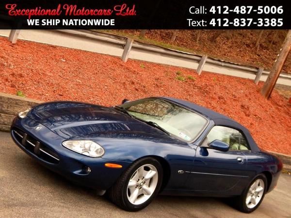 1997 Jaguar XK8 in Glenshaw, PA