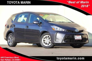 2016 Toyota Prius V Two For In San Rafael Ca