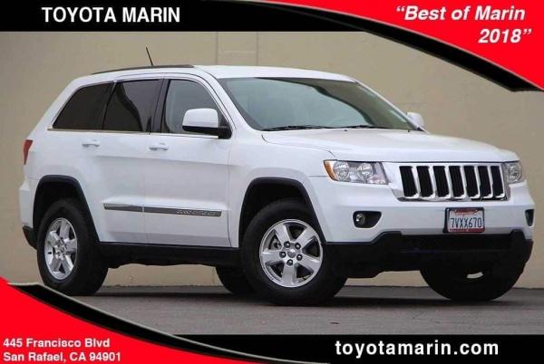 2013 Jeep Grand Cherokee Laredo 4x2 $15,292 San Rafael, CA