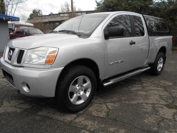 2007 Nissan Titan in Grants Pass, OR