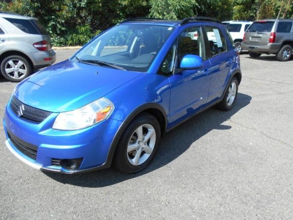 2007 Suzuki SX4 5dr HB Auto For Sale in Grants Pass, OR | TrueCar