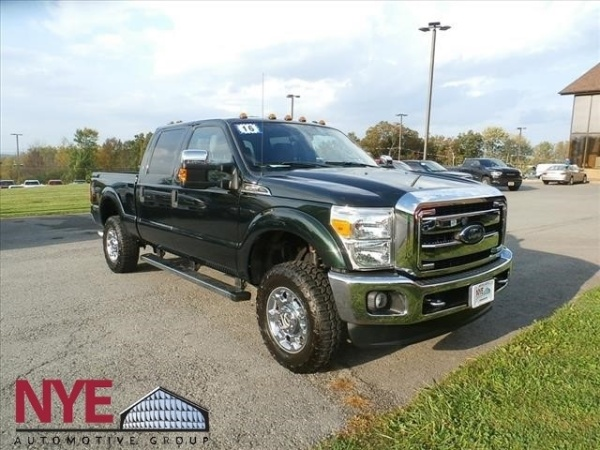 2016 Ford Super Duty F-350 XLT