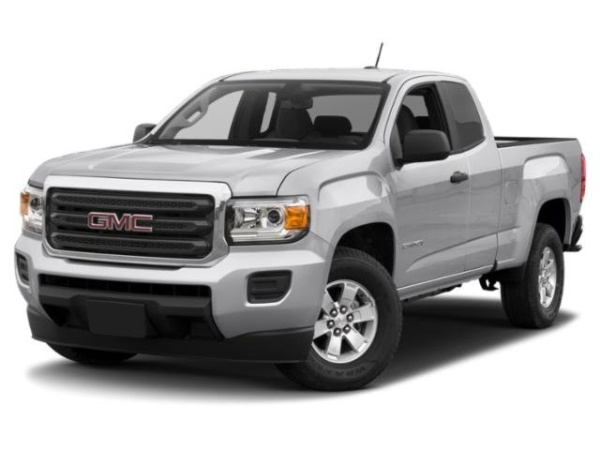 2019 GMC Canyon Extended Cab Standard Box 4WD