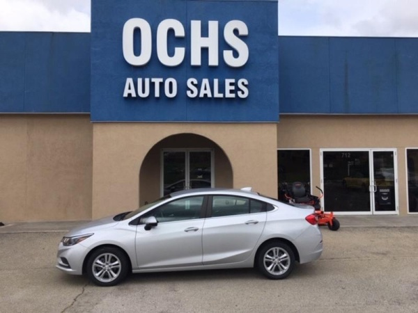 2016 Chevrolet Cruze in Perryville, MO