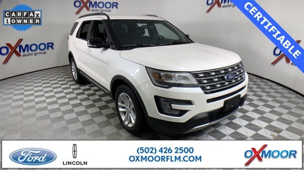 2017 Ford Explorer in Louisville, KY