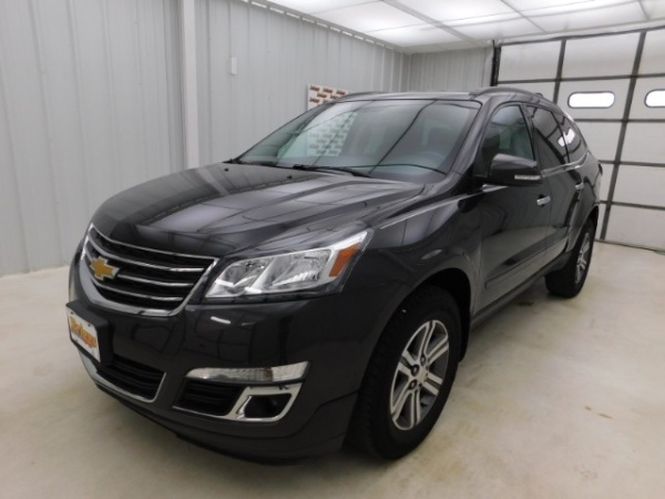 2017 Chevrolet Traverse in Manhattan, KS