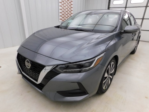2020 Nissan Sentra in Manhattan, KS
