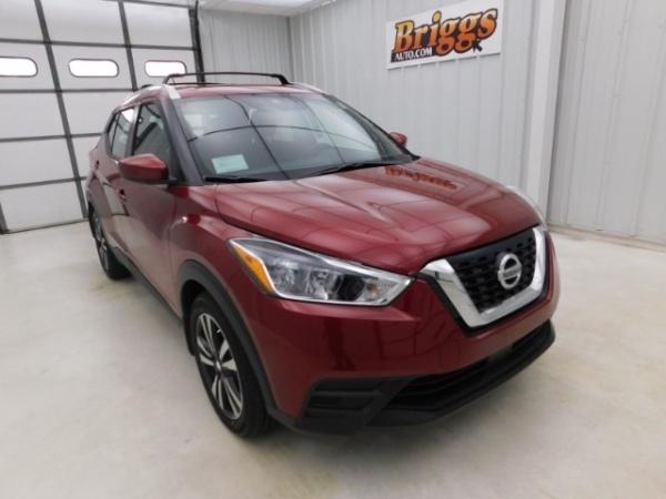 2020 Nissan Kicks in Manhattan, KS